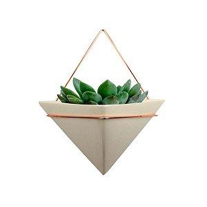 Cachepot de Parede Triangle