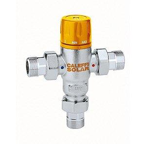 2521 Misturadora Termostática Solar CALEFFI