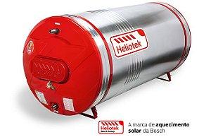 Reservatório térmico solar, alta pressão 40mca, AISI-444 MKP HELIOTEK BOSCH para SAS (Sistema de Aquecimento Solar)