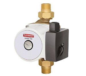 Bomba circuladora de água quente SOLARIS100 1/6CV 100W, silenciosa