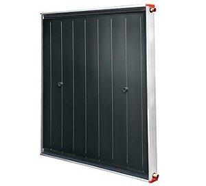 Coletor solar para banho MC Evolution Pro Heliotek Bosch para SAS (Sistema de Aquecimento Solar)