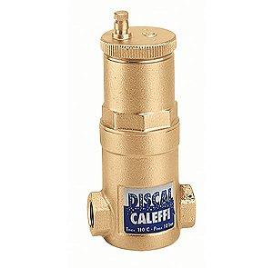 """Separador de Microbolhas de Ar DISCAL® 551 para Circuito de Água Gelada ou Quente 3/4"""" de Sistemas Térmicos,"""