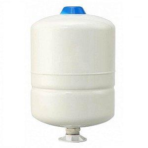Tanque de Expansão Vertical 24 litros Orbitec para Água Potável em Pressurização ou Proteção de Boiler