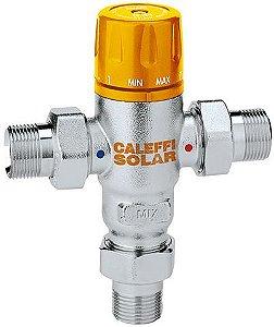 Válvula Misturadora Termostática Solar, 2521 Caleffi