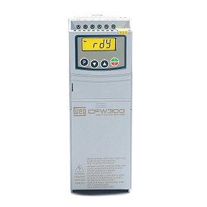 Inversor de Frequencia Weg CFW300 Tri 5cv 15,2A 220V