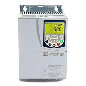 Inversor de Frequência Weg CFW500 Tri 7,5cv 14A 380V ou 440V C/P-IOS