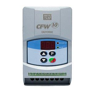 Inversor de Frequência Weg CFW10 Tri 2cv 7,3A 220V Standard