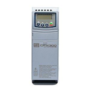 Inversor de Frequência Weg CFW300 Mono/Tri 3CV 10A 220V