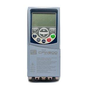 Inversor de Frequência Weg CFW500 Tri 2cv 7A 220V C/P-IOS