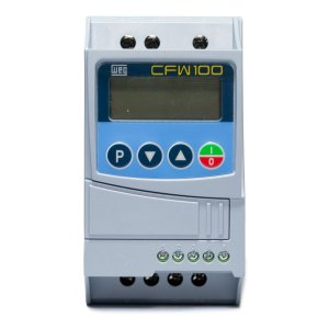 Inversor de Frequência Weg CFW100 Mono 0,25cv 2,6A 220V