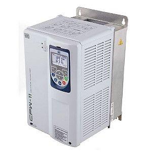 Inversor de Frequência Weg CFW11 Tri 10cv 28A 220V