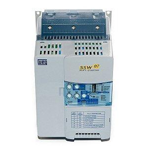 Chave de Partida Soft Starter Weg SSW07 85A 220-575V