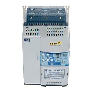 Chave de Partida Soft Starter Weg SSW07 61A 220-575V