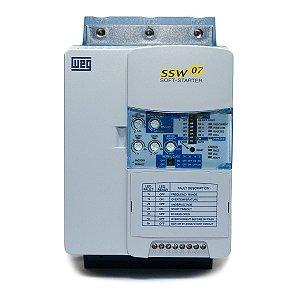 Chave de Partida Soft Starter Weg SSW07 45A 220-575V