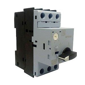 Disjuntor Motor Weg MPW40 Ajuste 20-25A