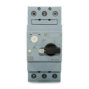 Disjuntor Motor MPW80 40-50A Weg