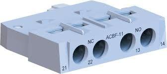 Bloco de COntato Frontal ACBF-11 Disjuntor Motor Weg