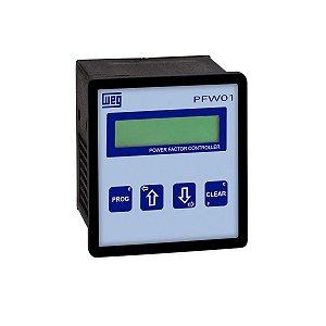 Controlador De Fator De Potência PFW01-M12 Weg