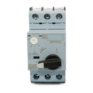 Disjuntor Motor Weg MPW40 Ajuste 25-32A