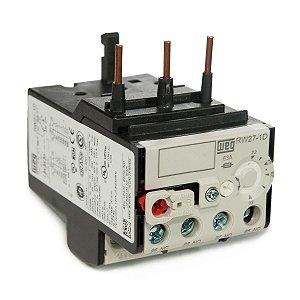 Relé de Sobrecarga RW27-1D3-U032 ajuste 22-32A Weg