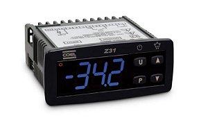 Controlador Refrigeração Coel Z31-hr Microprocessado