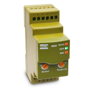Rele Controle De Nivel Eletronico Ni35W 24-240V Coel