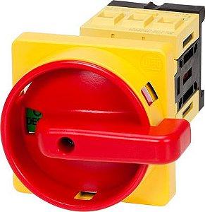 Chave Seccionadora Rotativa Weg MSW12 12A NR12 Safety