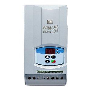 Inversor de Frequencia Weg CFW10 Clean 3cv 10A 220V