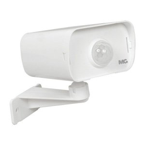 Sensor Iluminação Tipo Câmera Com Fotocélula Margirius