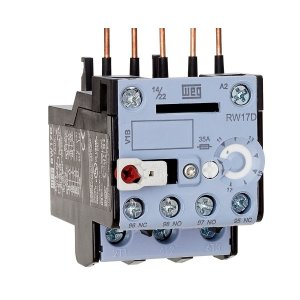 Relé de Sobrecarga Tripolar (AZ) RW17-1D3-U010 ajuste 7-10A Weg