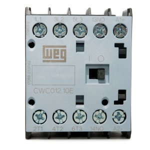 Mini Contator Tripolar CWC012 12A 220VAC 1NA Weg