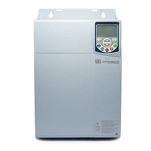 Inversor de Frequência Weg CFW500 Tri 25cv 39A 380V ou 440V C/P-IOS