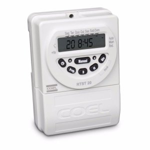 Programador Interruptor Horário Coel RTST20 100 a 240V
