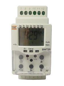 Programador Horario Coel Bwt20 hr 100 -  240V ca