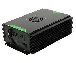 Inversor Conversor Tensão Pura 125Vdc 220Vac 3000W