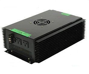 Inversor Conversor Tensão Pura 125Vdc 220Vac 2000W