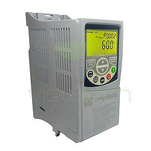 Inversor de Frequencia Weg CFW500 Monofasico 2CV 220V 7A