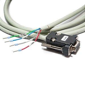 Cabo para Interface Inversor Weg HMIR CFW500