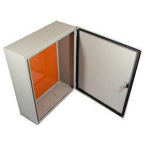 Caixa Montagem Hermetica Quadro Comando 60x50x20