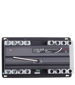 Chave Transferência Rede/gerador Automática 630A