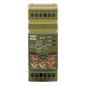 Rele Eletrônico Coel Digital p uso Industrial BPV 24-240V