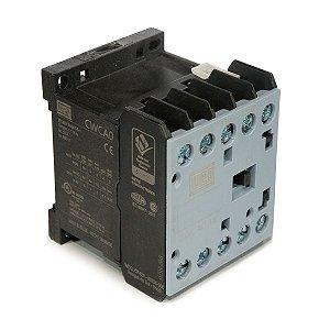 Mini Contator Weg CWCA0 10A 110VAC 3NA+1NF