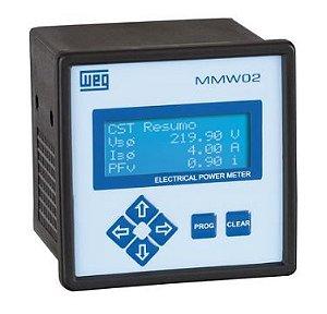 Multimedidor MMW02 - 50/60Hz Weg