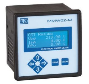 Multimedidor MMW02 - M - 50/60Hz Weg