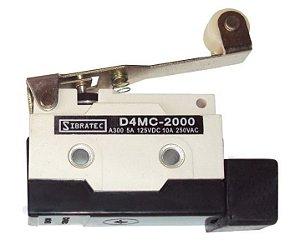 Chave Fim de Curso com 1 Contato Reversível D4MC-2000