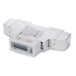 Medidor de Energia (kWh) Mono. SDM120D 50A Sibratec