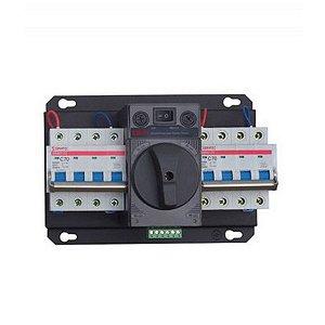 Chave De Transferência Automática Rede / Gerador 70A