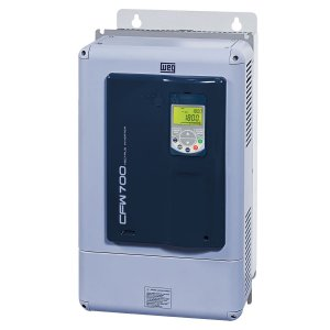 Inversor de Frequência Weg CFW700 Tri 75cv 142A 380V ou 440V