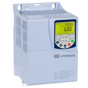 Inversor de Frequência Weg CFW500 Tri 30cv 49A 380V ou 440V C/P-IOS
