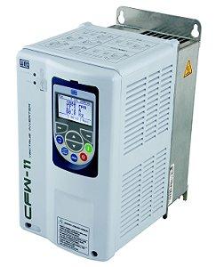 Inversor de Frequência Weg CFW11 Tri 20CV 31A 380 ou 440V